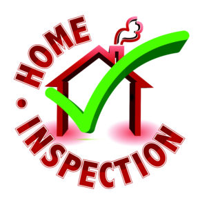 Home inspection illustration design isolated over white